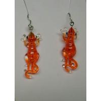 Ještěrky oranžová