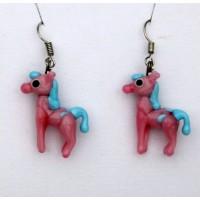 Koníci růžová