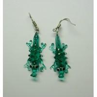 Krokodýli emerald