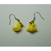 Ptáčci žlutá