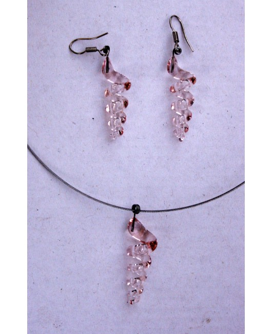 Set: Spirálky rosalín