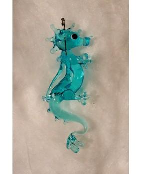 Přívěšek: Drak velký aquazelená